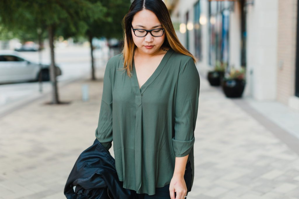 My Favorite $30 Blouse | Stephanie Drenka