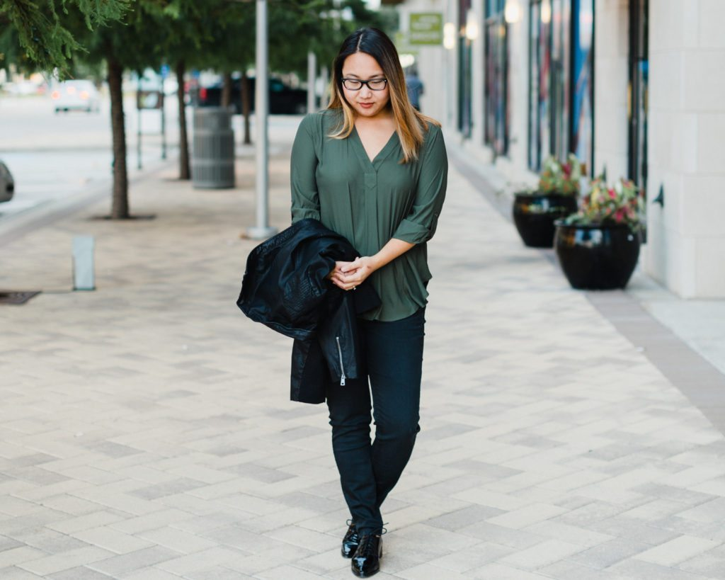 #NSale // Fall & Winter Capsule Wardrobe | Stephanie Drenka