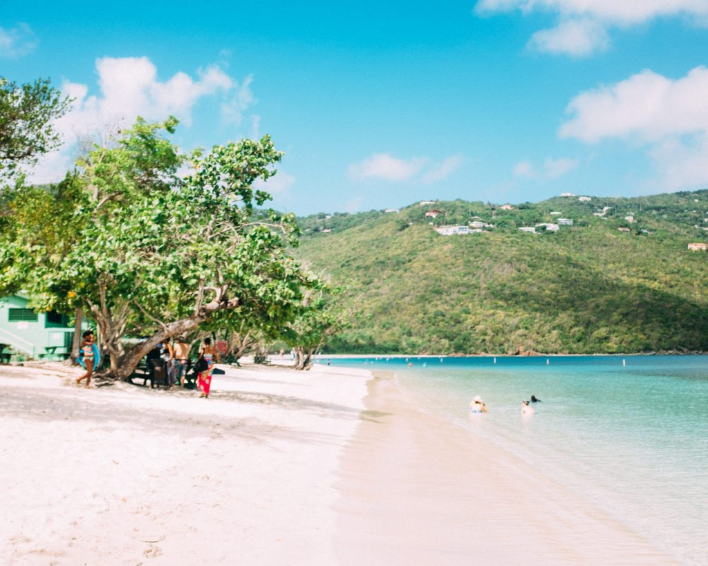 Holden's St. Thomas Travel Diary | Stephanie Drenka