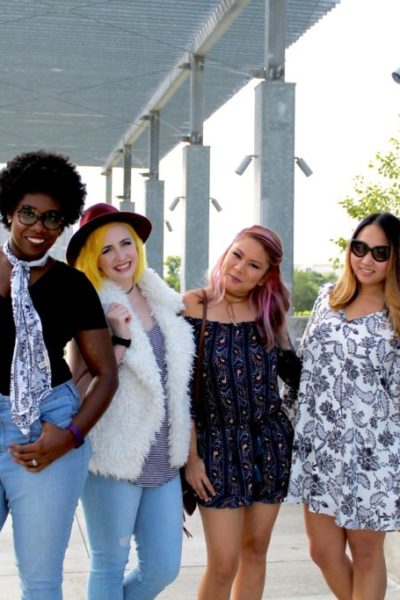 Diversity Chic: That 70's Shoot | Stephanie Drenka
