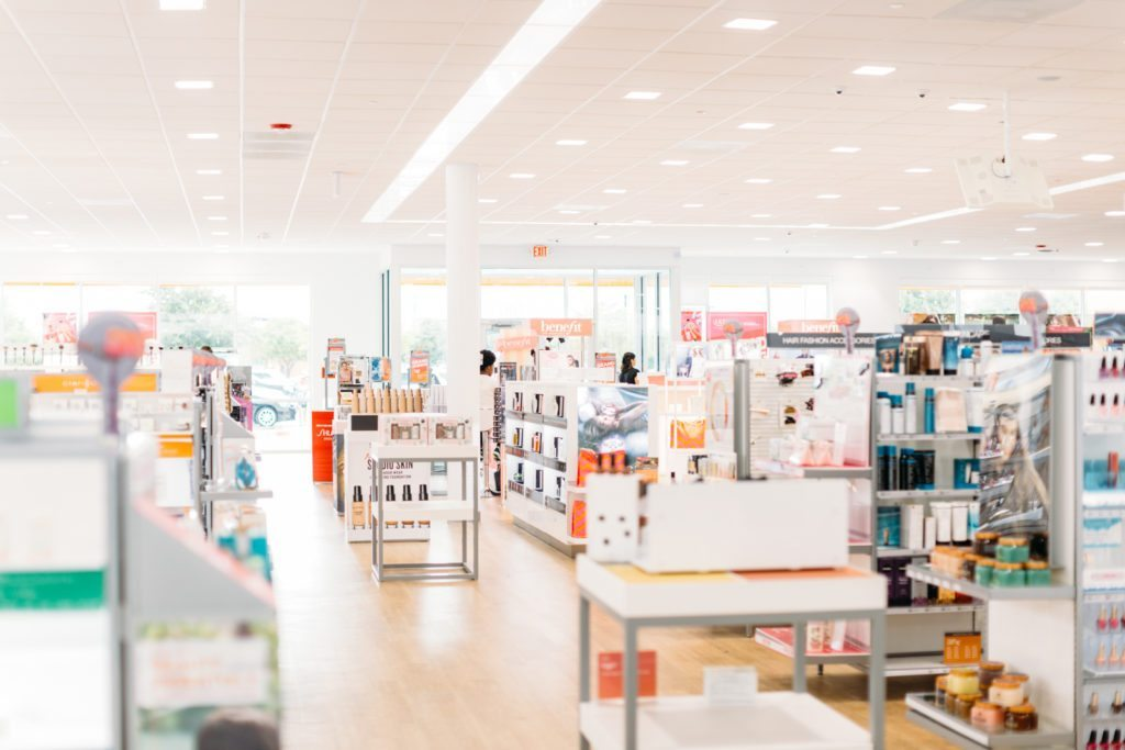 Ulta Beauty // New Frisco Location | Stephanie Drenka