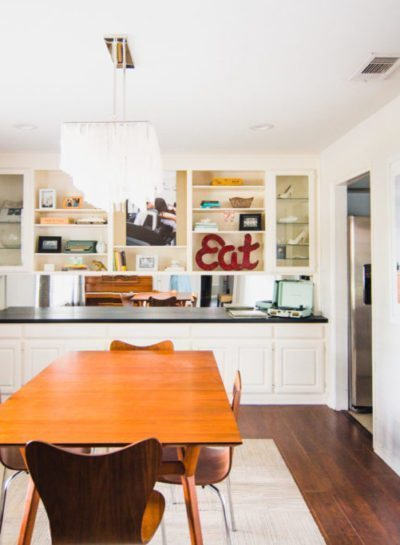 Home Sweet Home // Our Dining Room