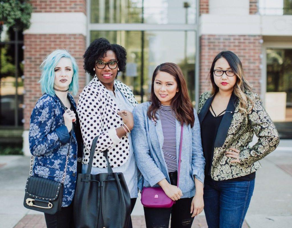 Diversity Chic // (Trail) Blazers | Stephanie Drenka