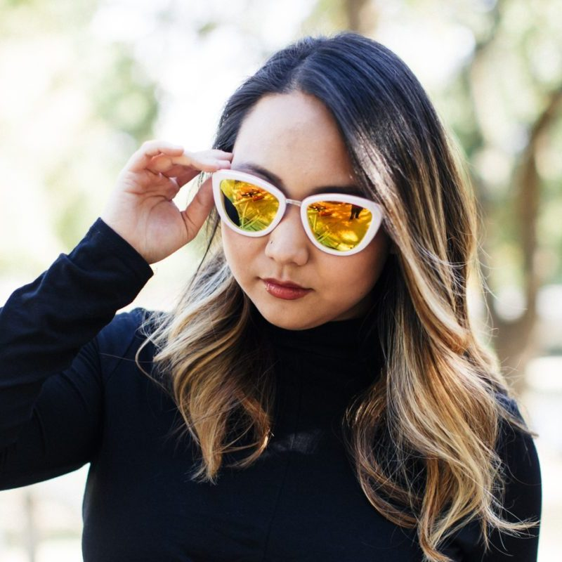 Black Friday // DIFF Eyewear | Stephanie Drenka