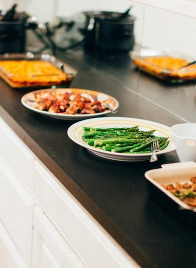 How to Host a Whole30 Potluck Dinner