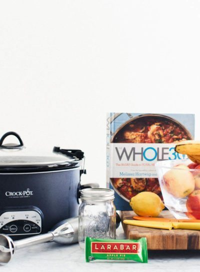 Whole30 Survival Kit: The Essentials