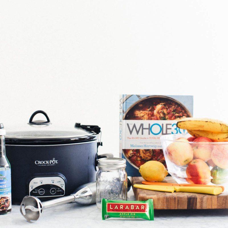 Whole30 Survival Kit: The Essentials