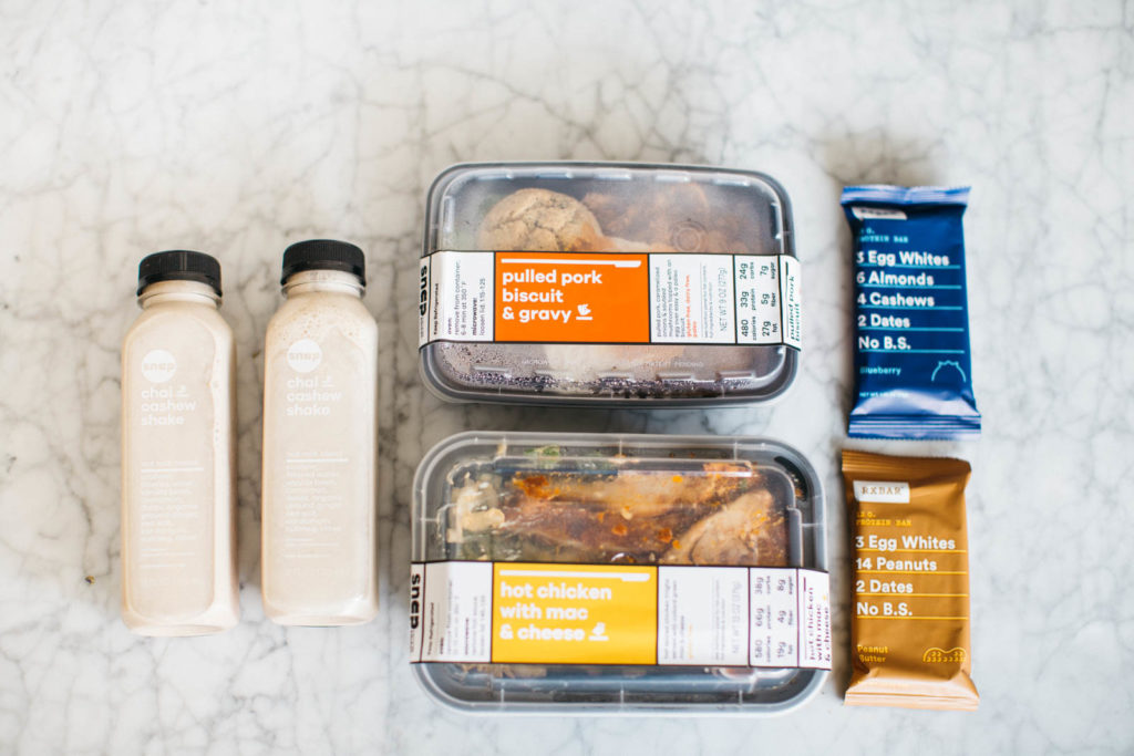 Snap Kitchen Healthy Meals On The Go