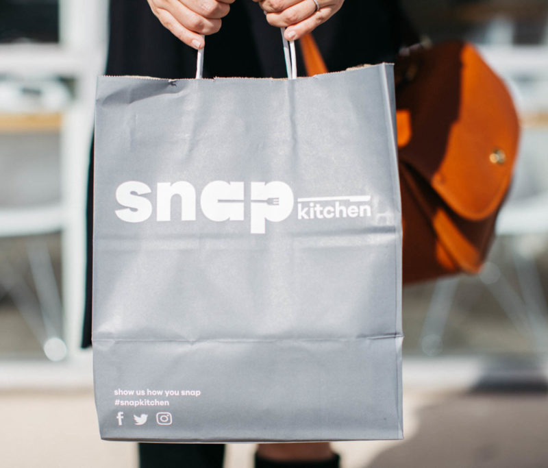 Snap Kitchen: Healthy Meals On the Go