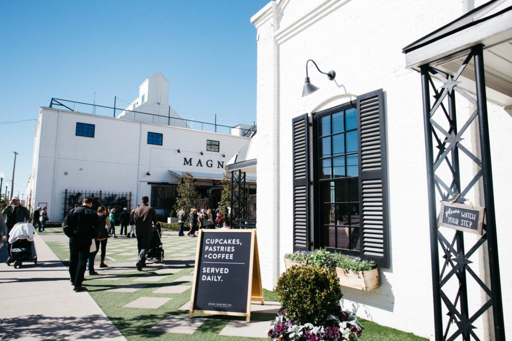 """Magnolia Market at the Silos. As featured in """"Fixer Upper"""" with Chip and Joanna Gaines."""