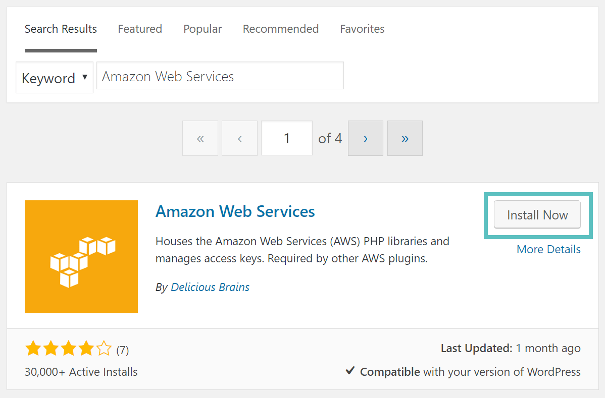 Speed Up Your WordPress Blog With Amazon Web Services