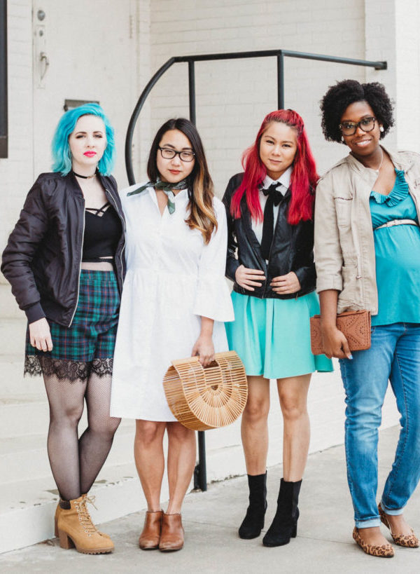 Diversity Chic: Evergreen