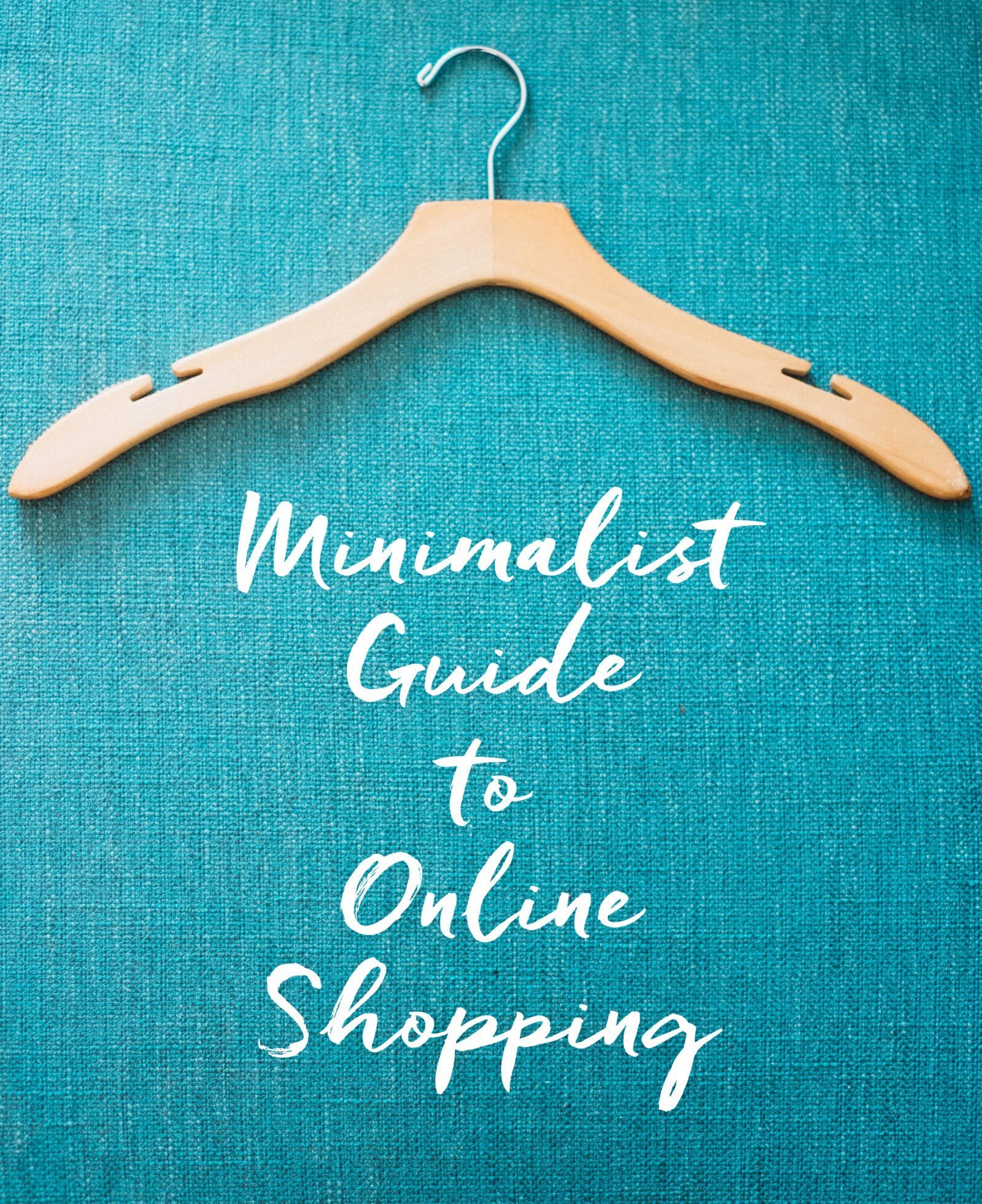 This Minimalist Guide to Online Shopping provides easy ways to keep you on the right path to simplicity, without sacrificing style.