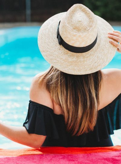 Poolside Fit: Smoothie for Swimsuit Season