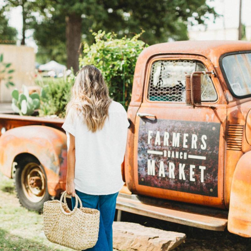 A Trip to Farmers Branch Market