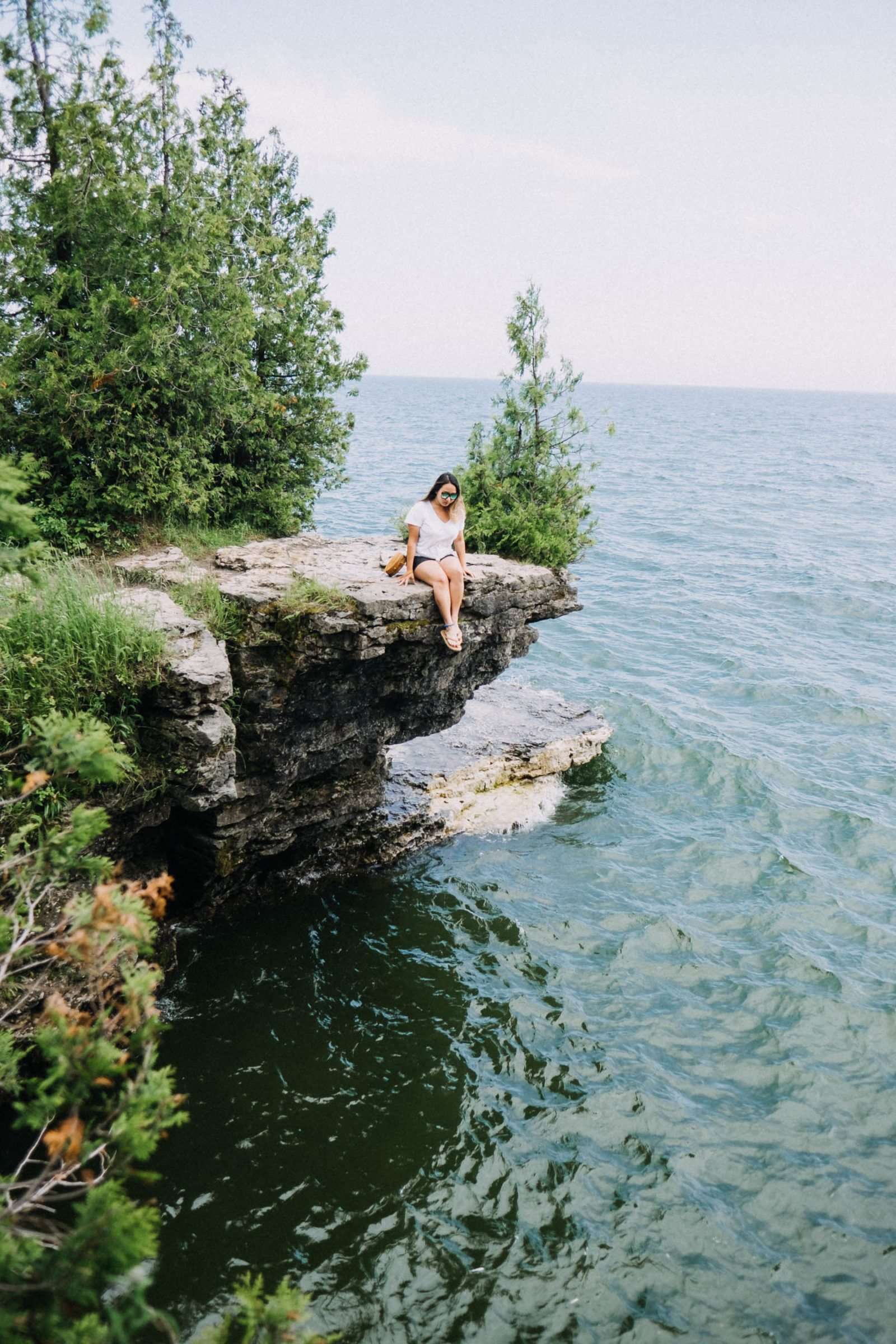 Cave Point County Park 5360 Schauer Rd Sturgeon Bay WI 54235 : county door - pezcame.com