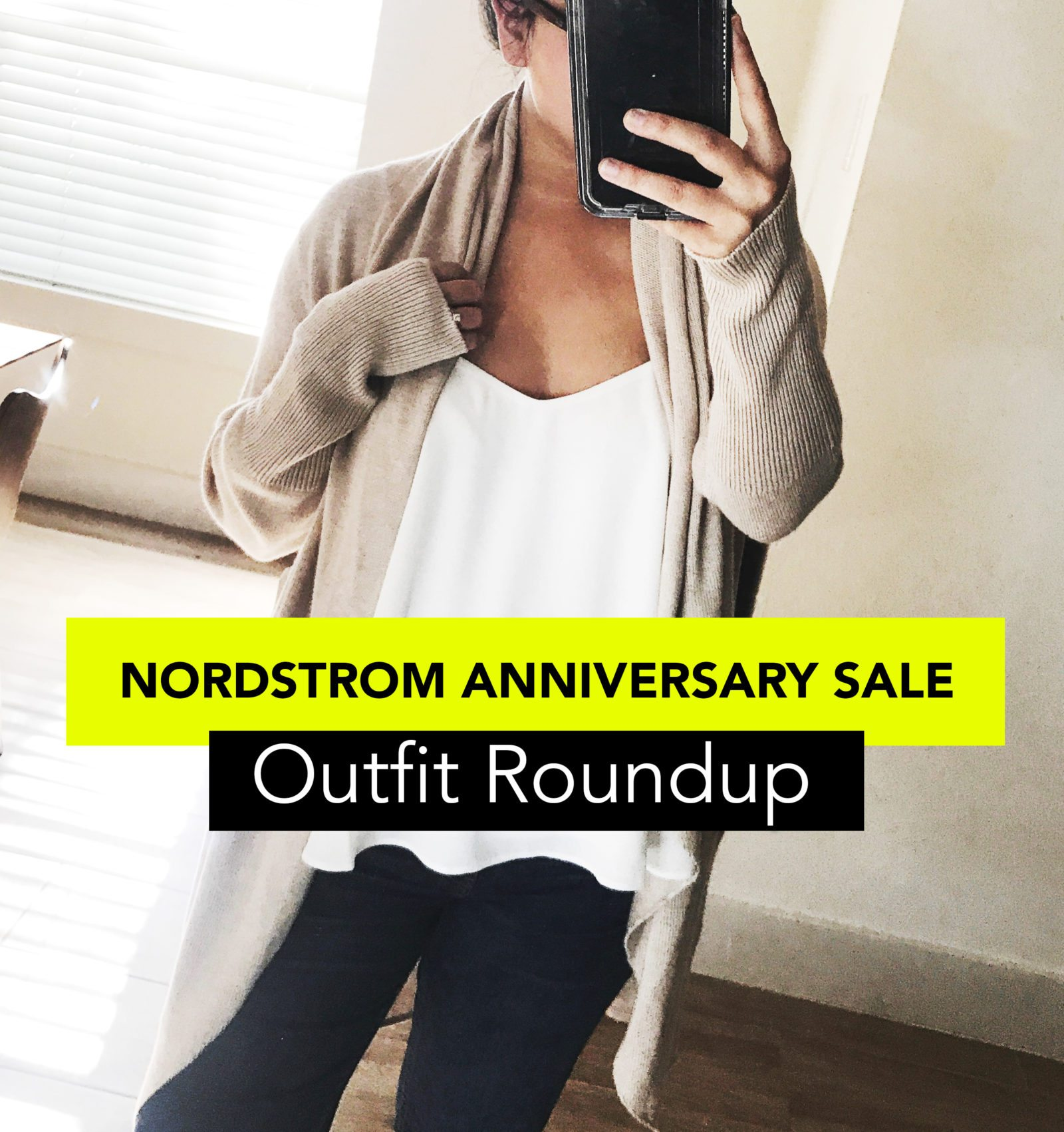 Nordstrom anniversary sale outfit roundup