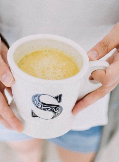 Golden Milk Recipe: A Case for Self-Care