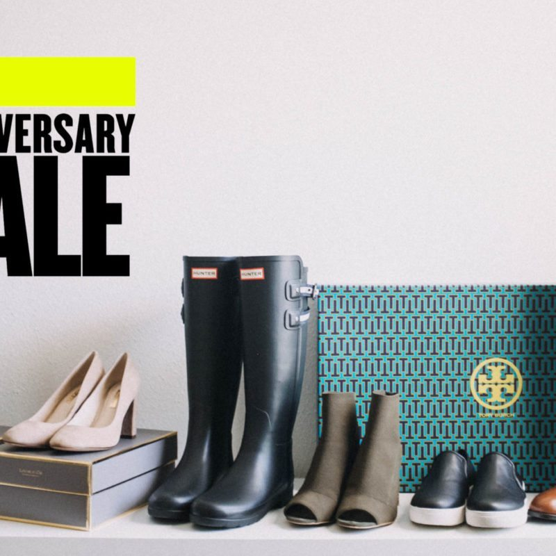 Nordstrom Anniversary Sale: If the Shoe Fits