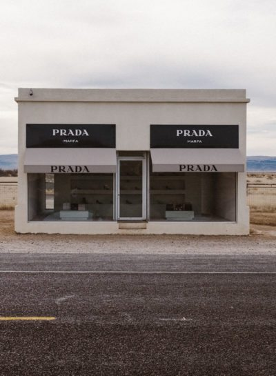 Pilgrimage to Prada Marfa