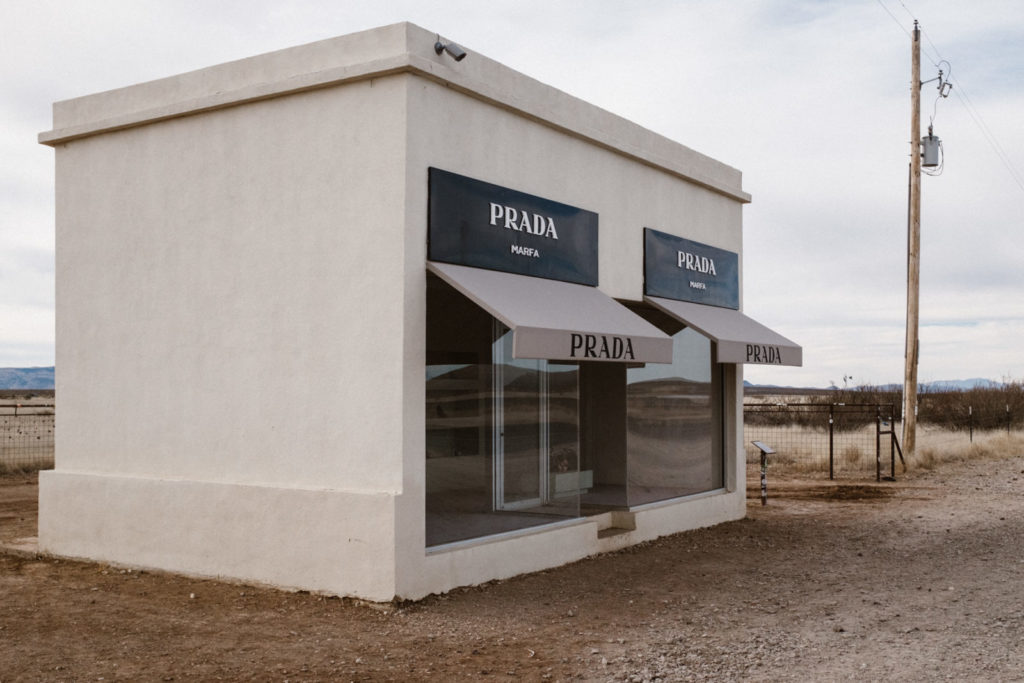 Iu0027ve Already Ordered A Framed Print Of My Prada Marfa Photograph To  Commemorate The Pilgrimage.