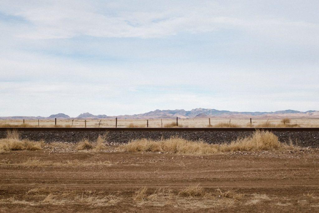 Marfa Highway US90
