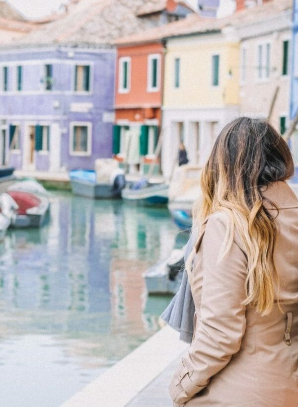A Visit to the Island of Burano, Italy
