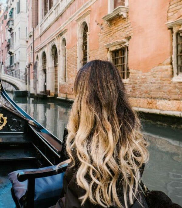 A Romantic Gondola Ride in Venice