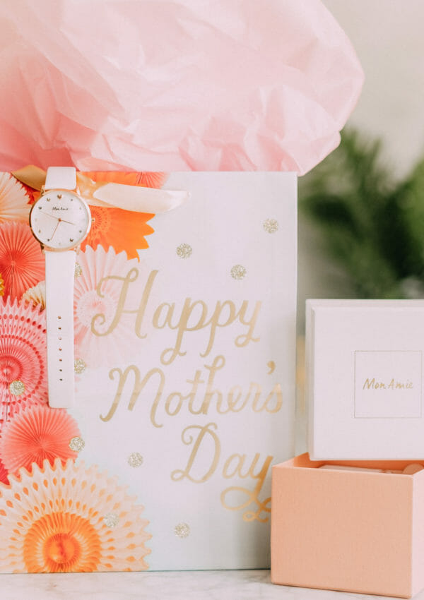 Celebrate Mom With Mon Amie Watches