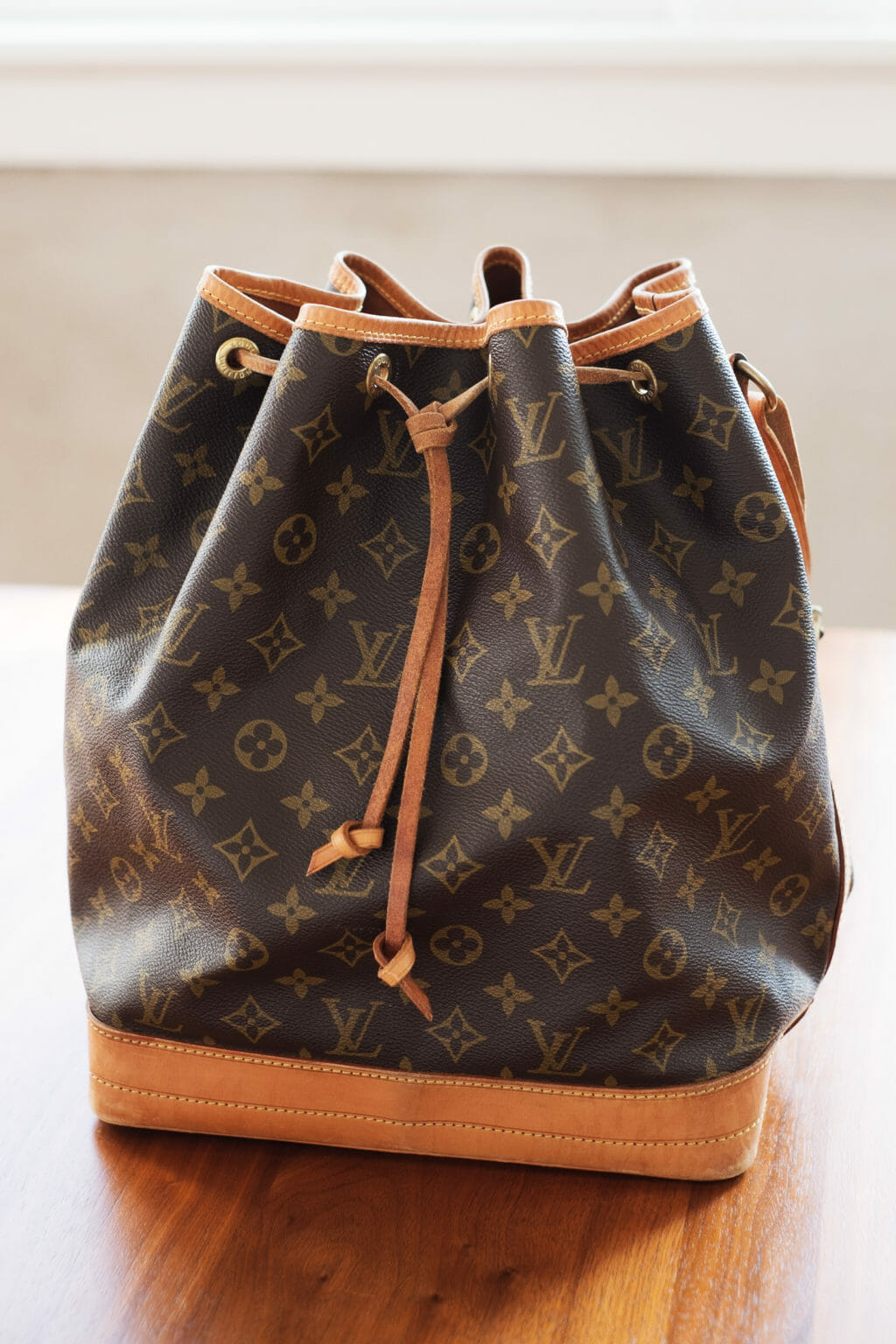What's In My Louis Vuitton Noe GM