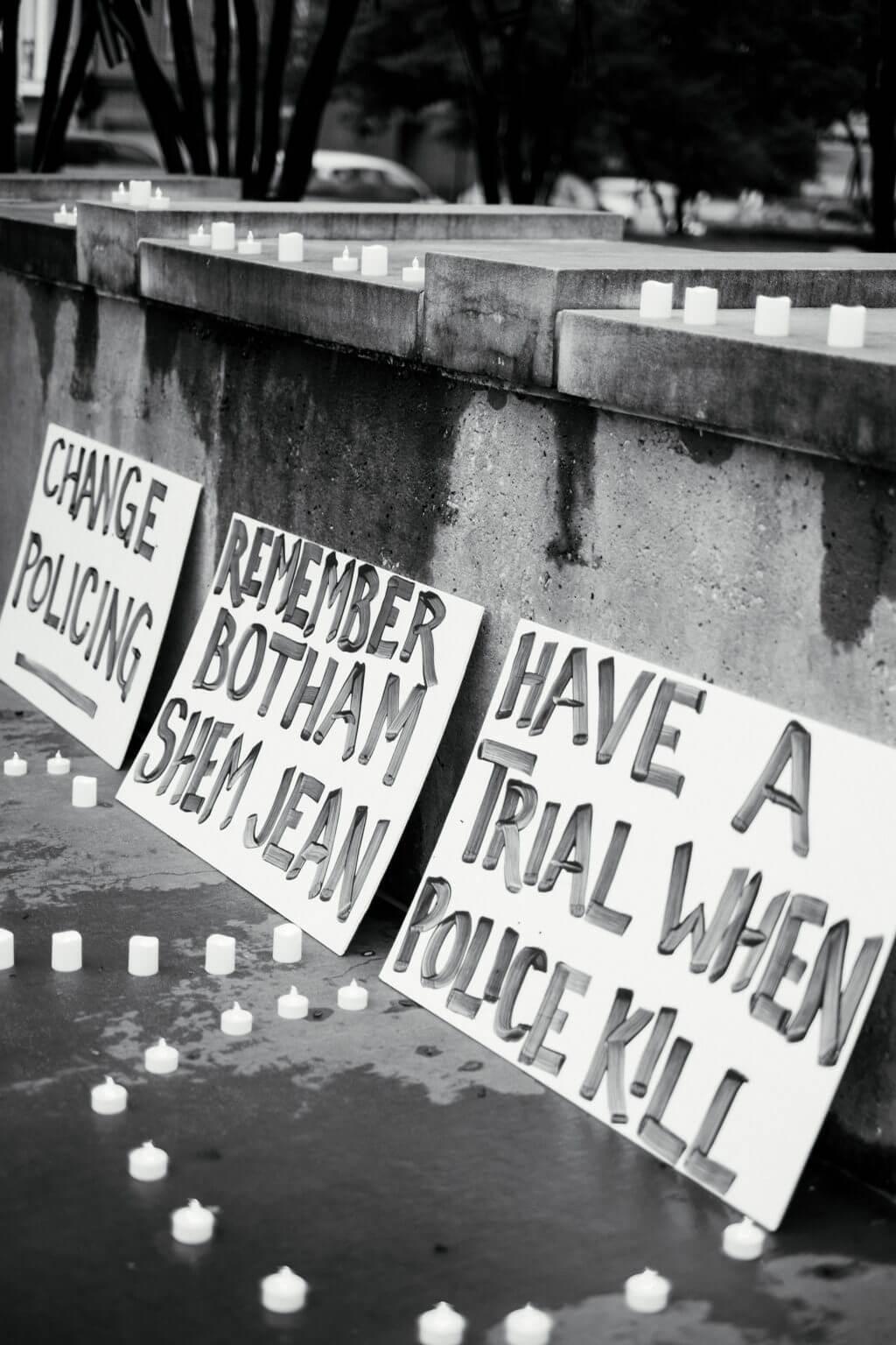 Friday Follow Along >> Justice for Botham Shem Jean